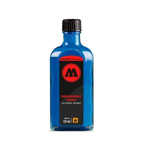 TINTA PERMANENT PAINT ALCOHOL REFILL 125 ML